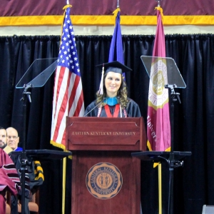 EKU Winter Graduation 2014