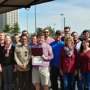 Thacker Award EKU Government Economics Homecoming Tailgate